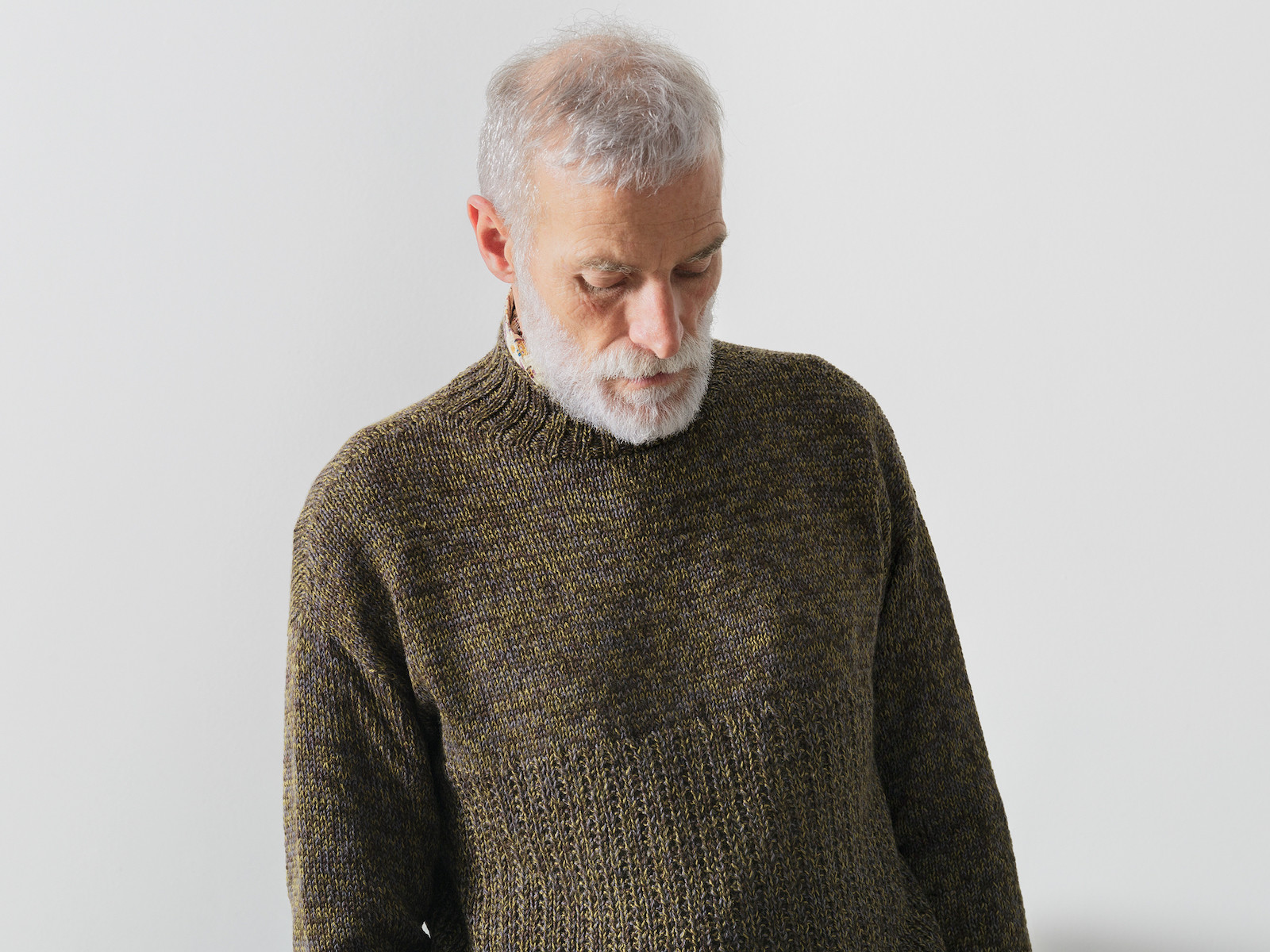 Perkins ribbed sweater Image