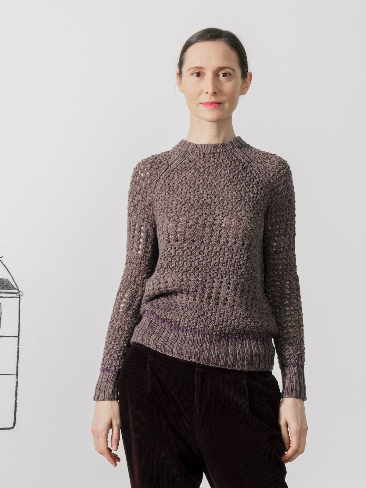 Textures sweater Image