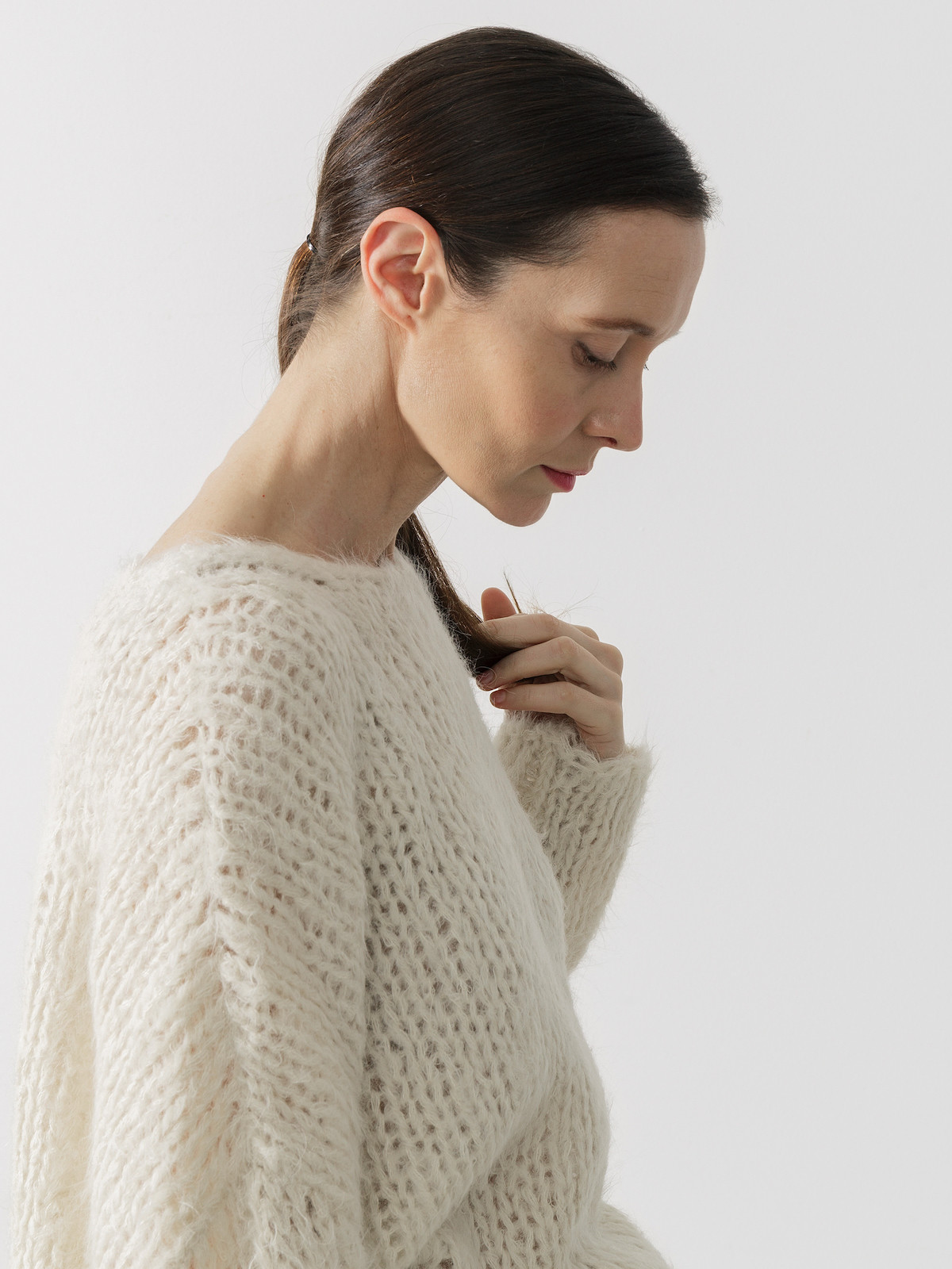 Oversized suri sweater Image