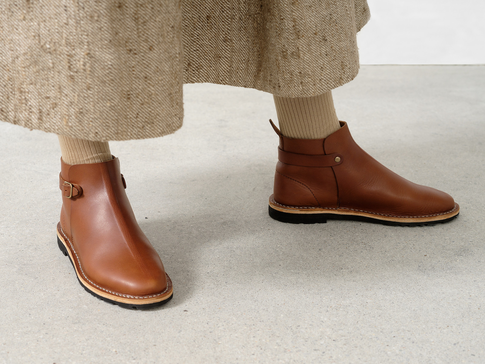 Artisanal boots Image