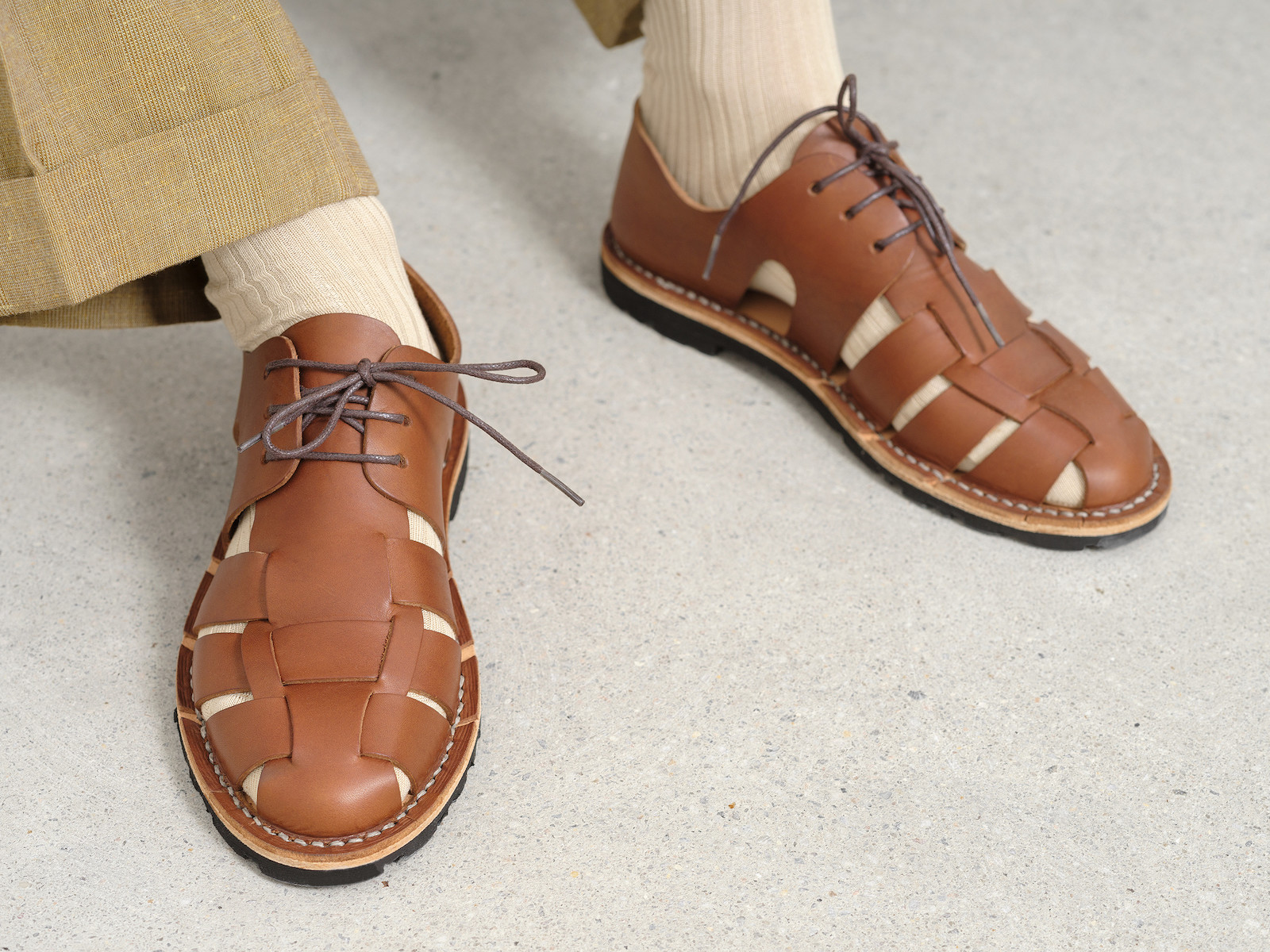 Artisanal shoes Image