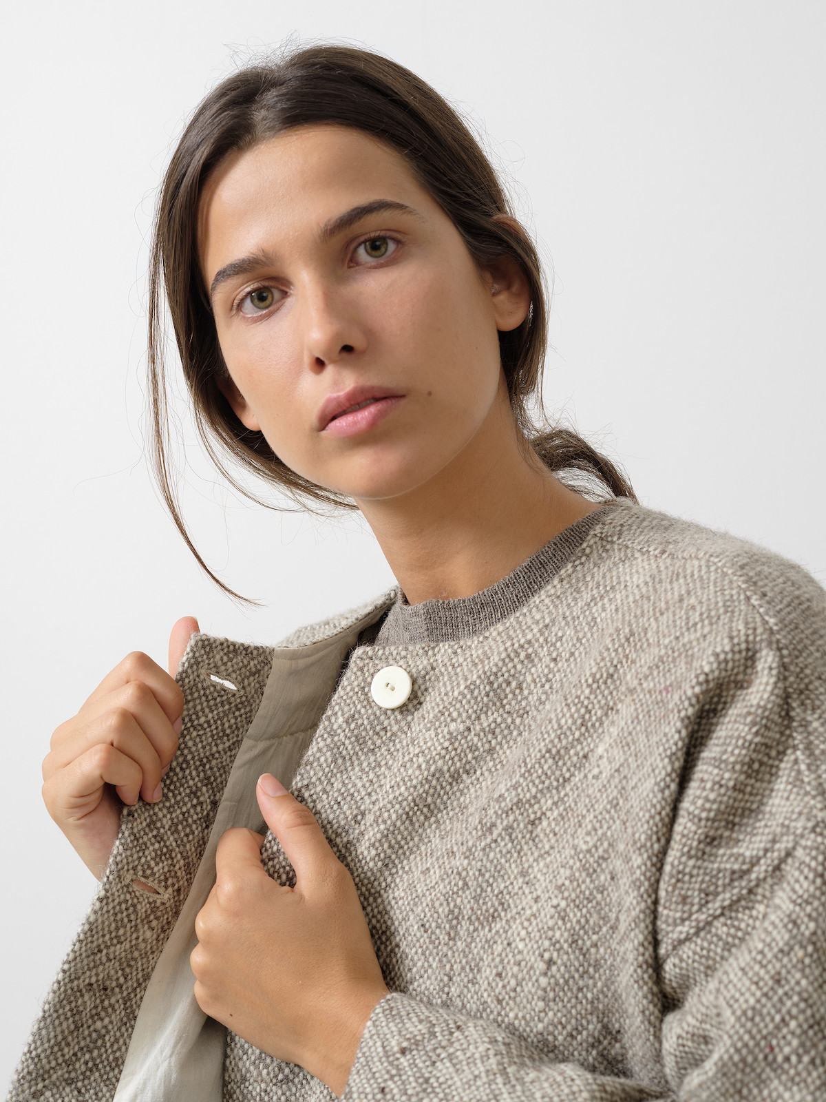 Pure wool jacket Image