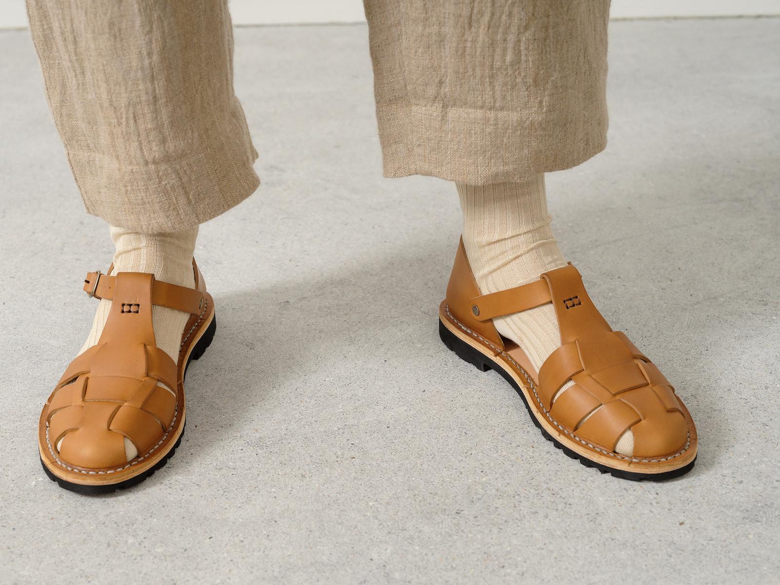 Artisanal sandals Image