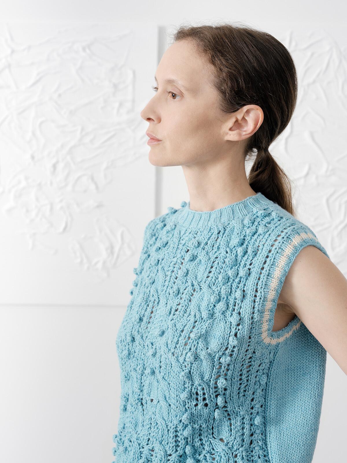 Knots & ropes vest Image