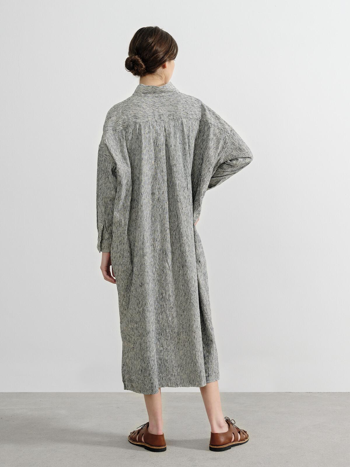 Silk shirt dress Image