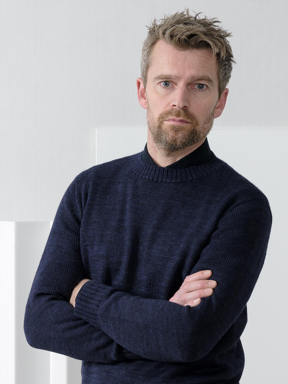 Crew-neck sweater Image