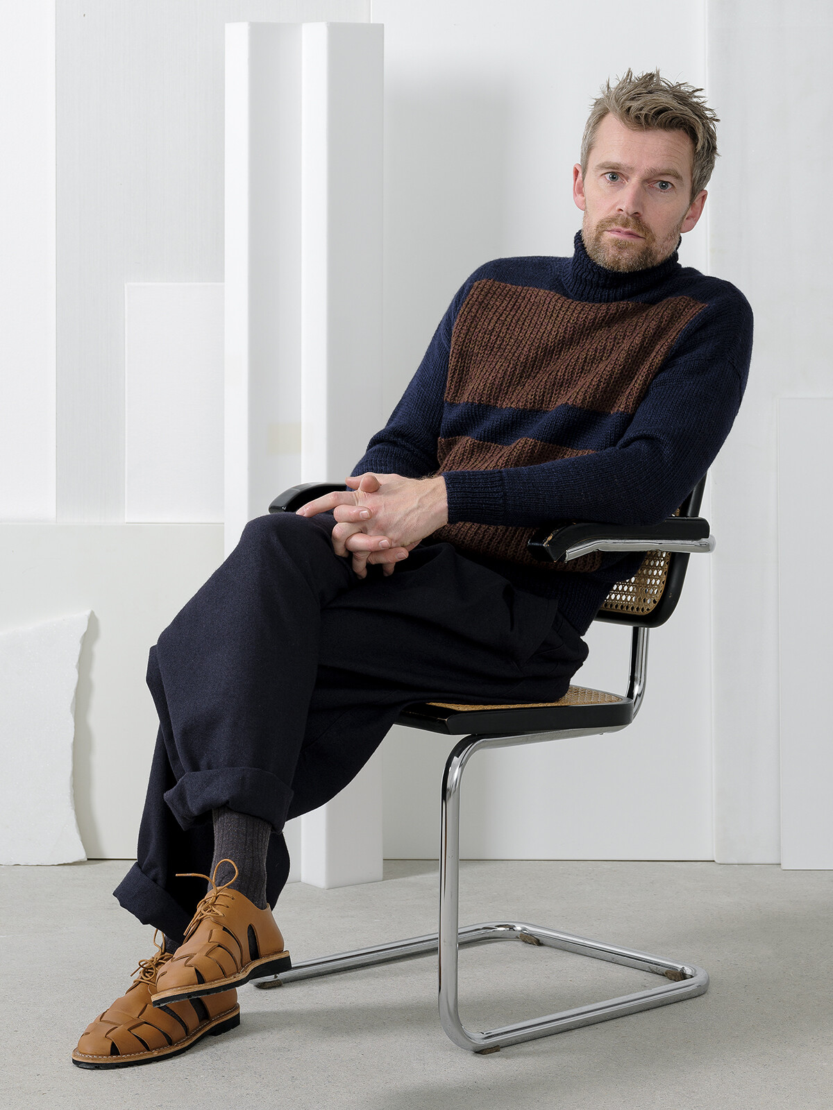 Tactile sweater Image