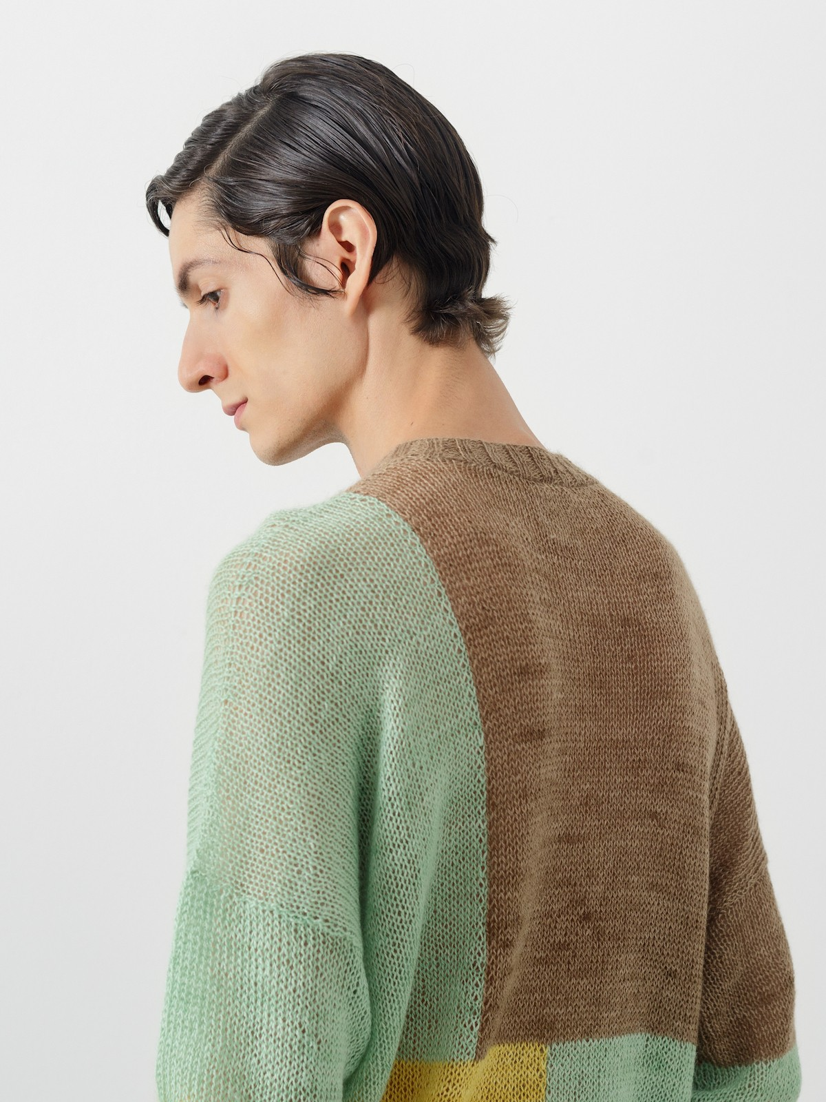 Color blocks sweater Image