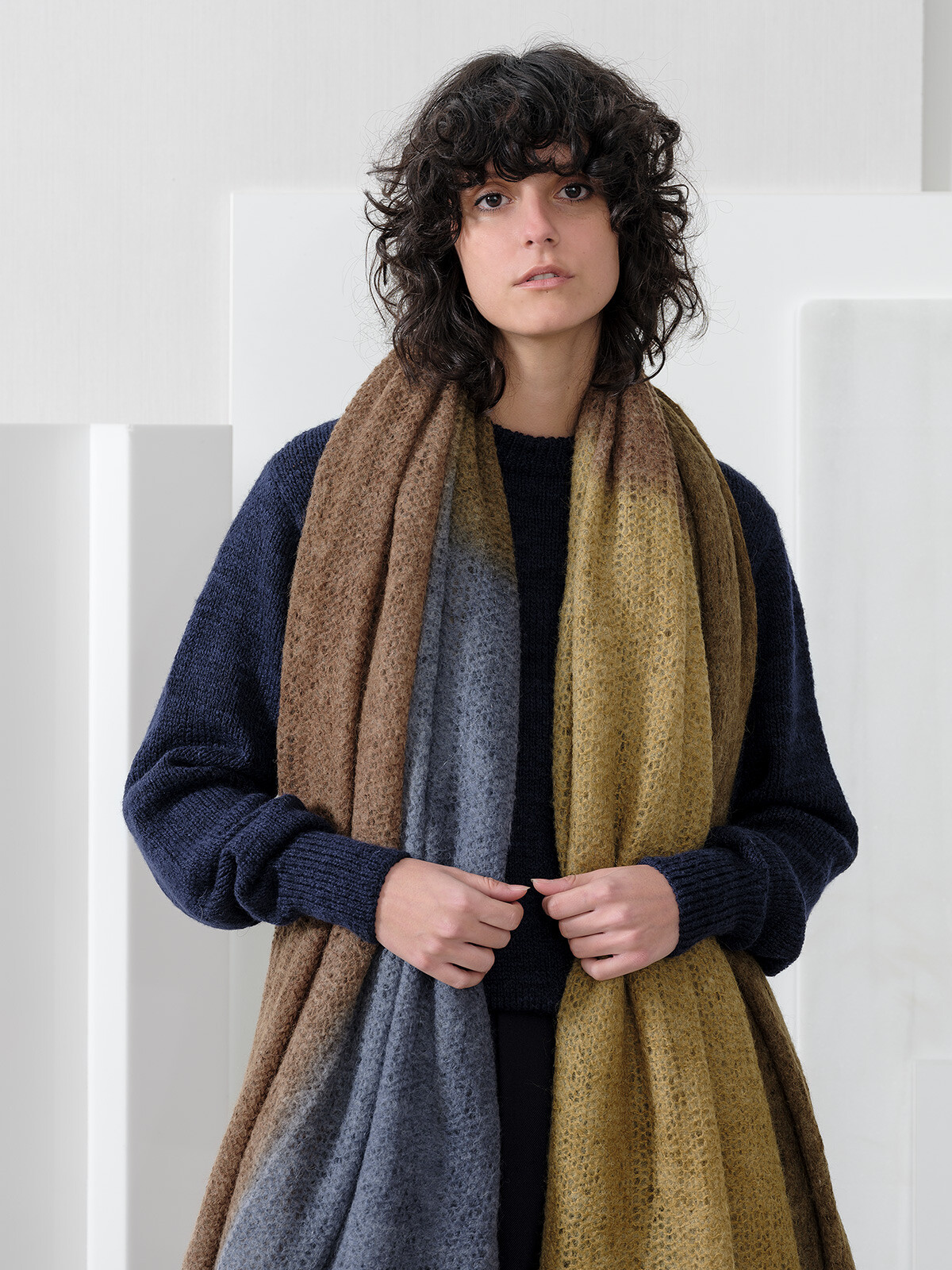 Handpainted blanket Image