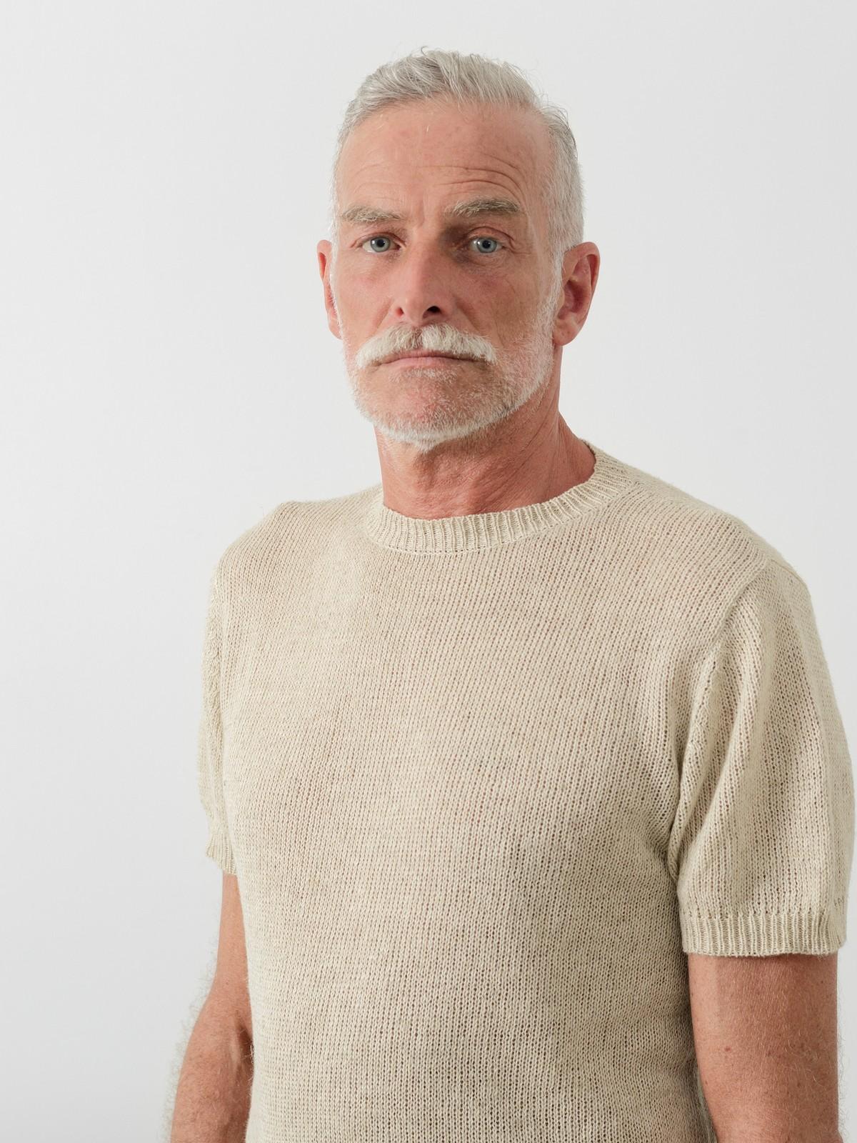 Linen t-shirt Image