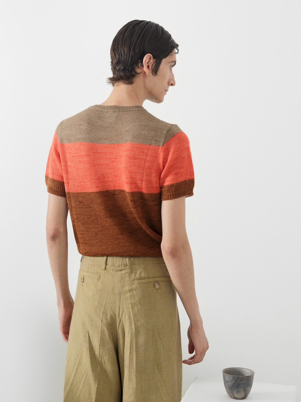 Striped t-shirt Image
