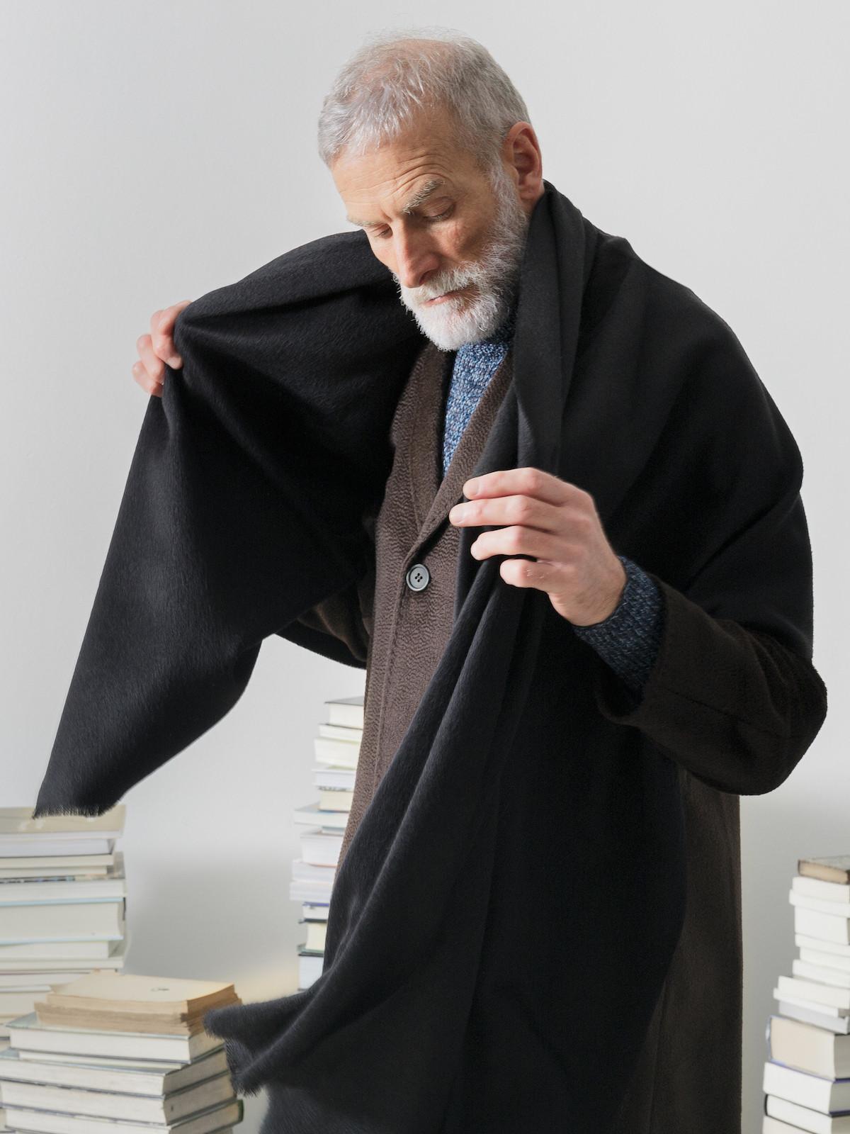 Baby suri scarf Image