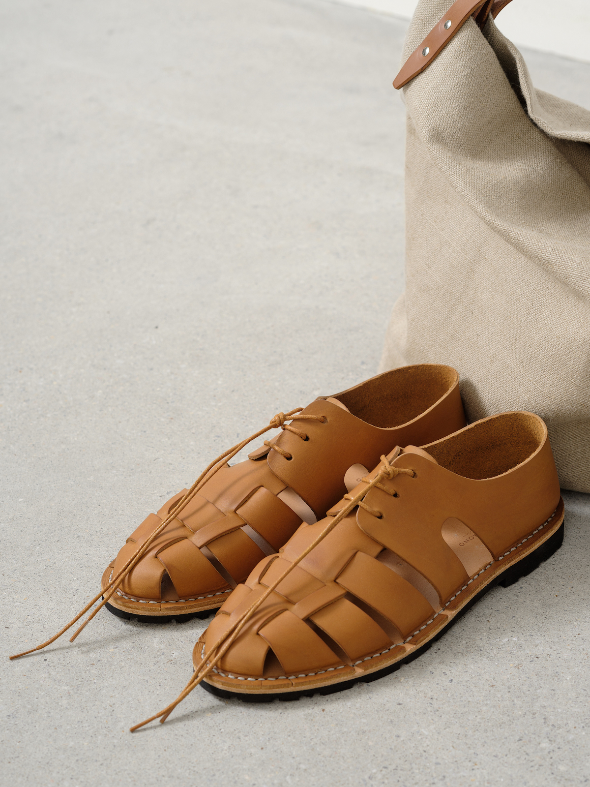 Artisanal shoes (Steve Mono) | KNITBRARY
