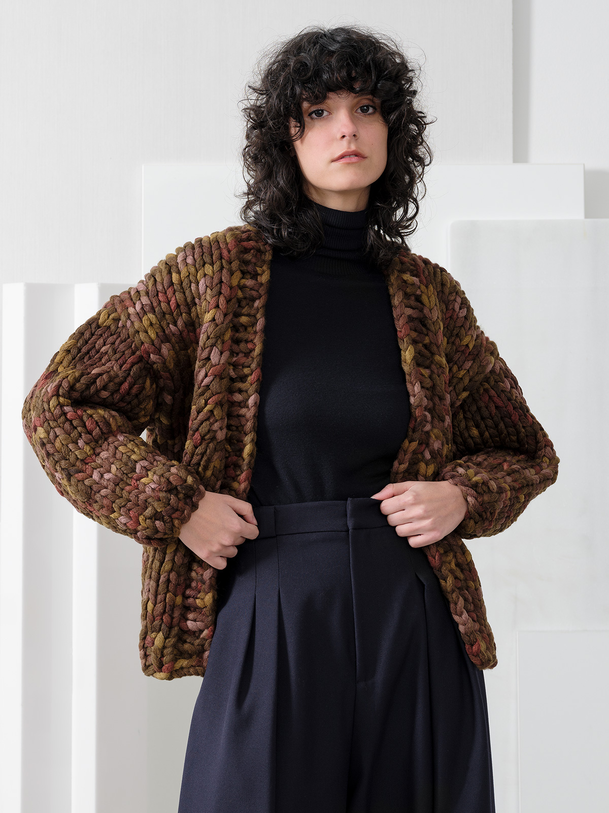 knitbrary Woman collection